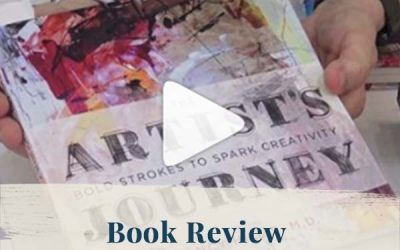 The Artist's Journey Book Review by Adele Sypesteyn