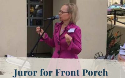 Front Porch Gallery Annual Juried Exhibition 2019 Nancy Hillis Juror