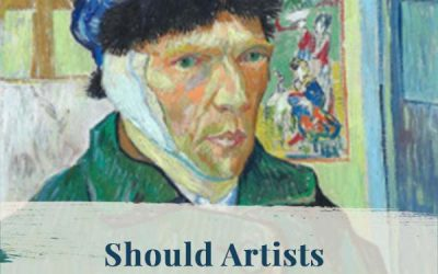Should Artist's Fear Therapy?