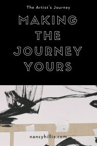The Artists Journey book-Nancy Hillis MD