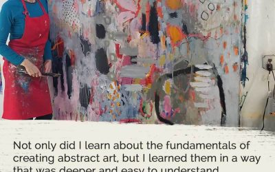 Betty Franks Krause – The Artist's Journey® Course