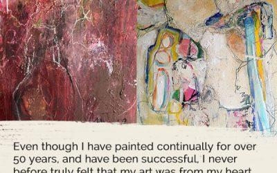 Diane Voyentzie – The Artist's Journey® Course