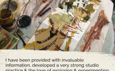 Rhonda Campbell – Artist's Journey® & Studio Journey™ Course
