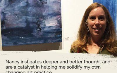 Margi Rohde – Creativity Reflection Journal