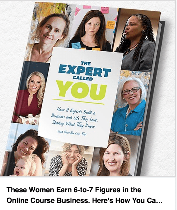 The Expert Called You- 8 Women Entrepreneurs Who Are Making A Difference. Nancy Hillis, founder of The Artist's Journey, is one of the featured entrepreneurs. Read the story of 8 women who are changing lives with their online courses.