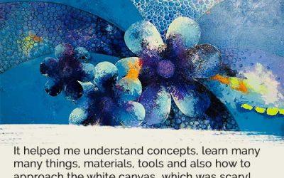 Daniela Steiner – The Artist's Journey® Masterclass