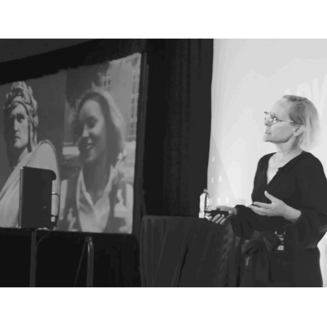 The Artist's Journey is a Hero's Journey. Dr. Nancy Hillis, best selling author of The Artist's Journey, artist and Stanford trained psychiatrist speaks at Author Advantage LIVE in Austin, Texas