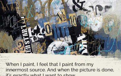 Cornelia Lehmann – The Artist's Journey® Course
