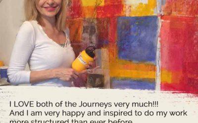 Maja Jiranek – The Artist's Journey® & Studio Journey™ Course
