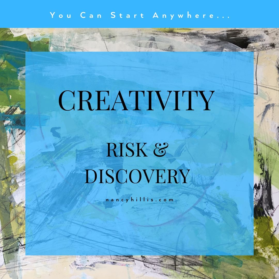 Creativity: Risk & Discovery