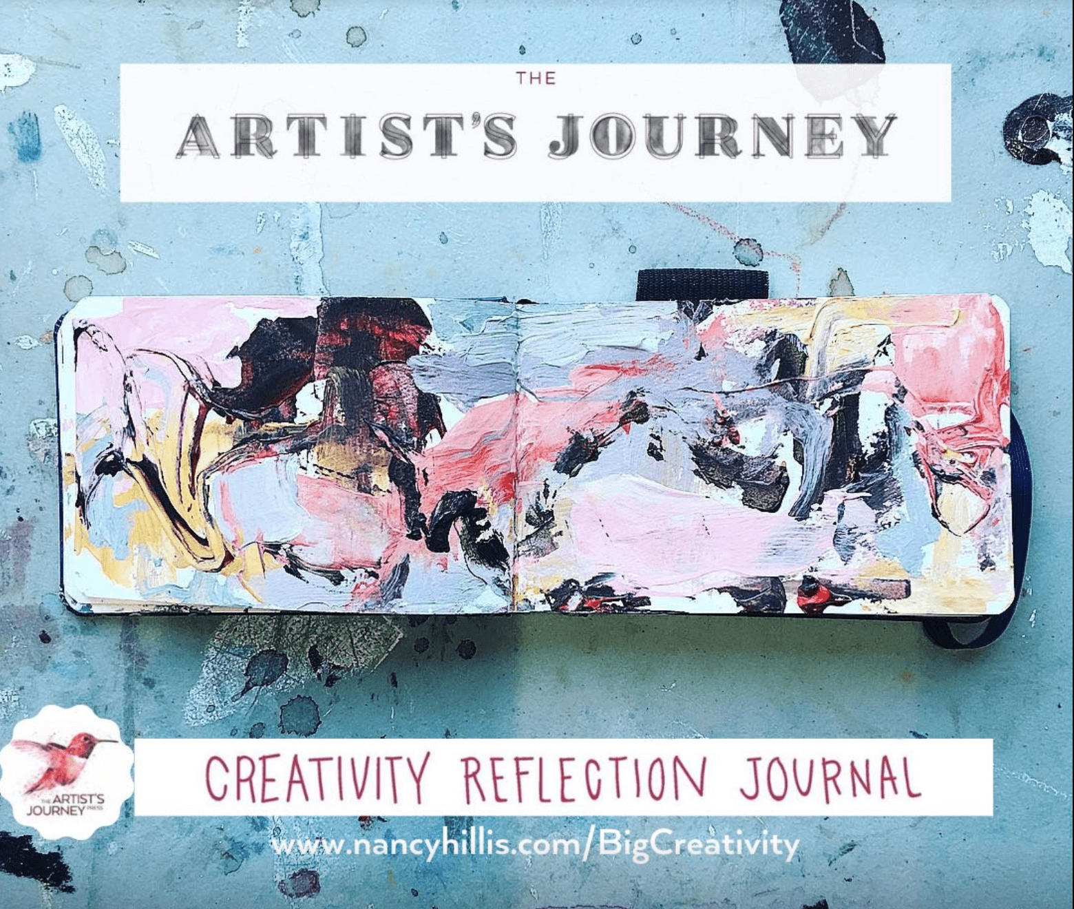 Creativity Reflection Journal-Nancy Hillis