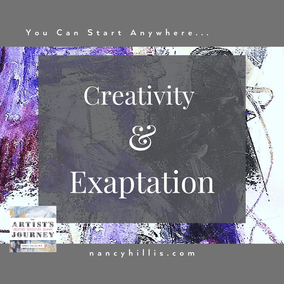 Creativity and Exaptation | Nancy Hillis