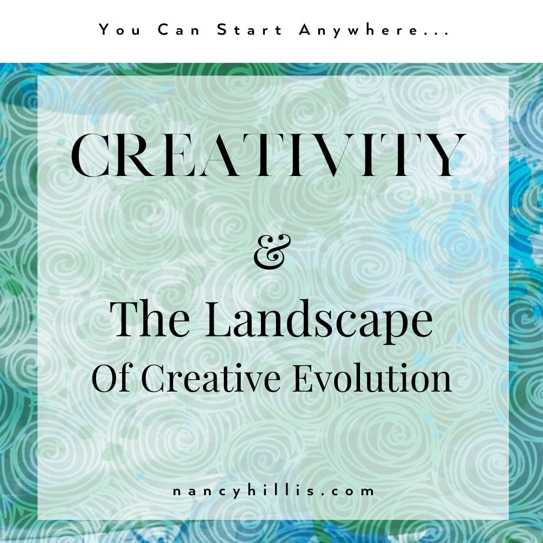 Creativity & The Landscape Of Creative Evolution
