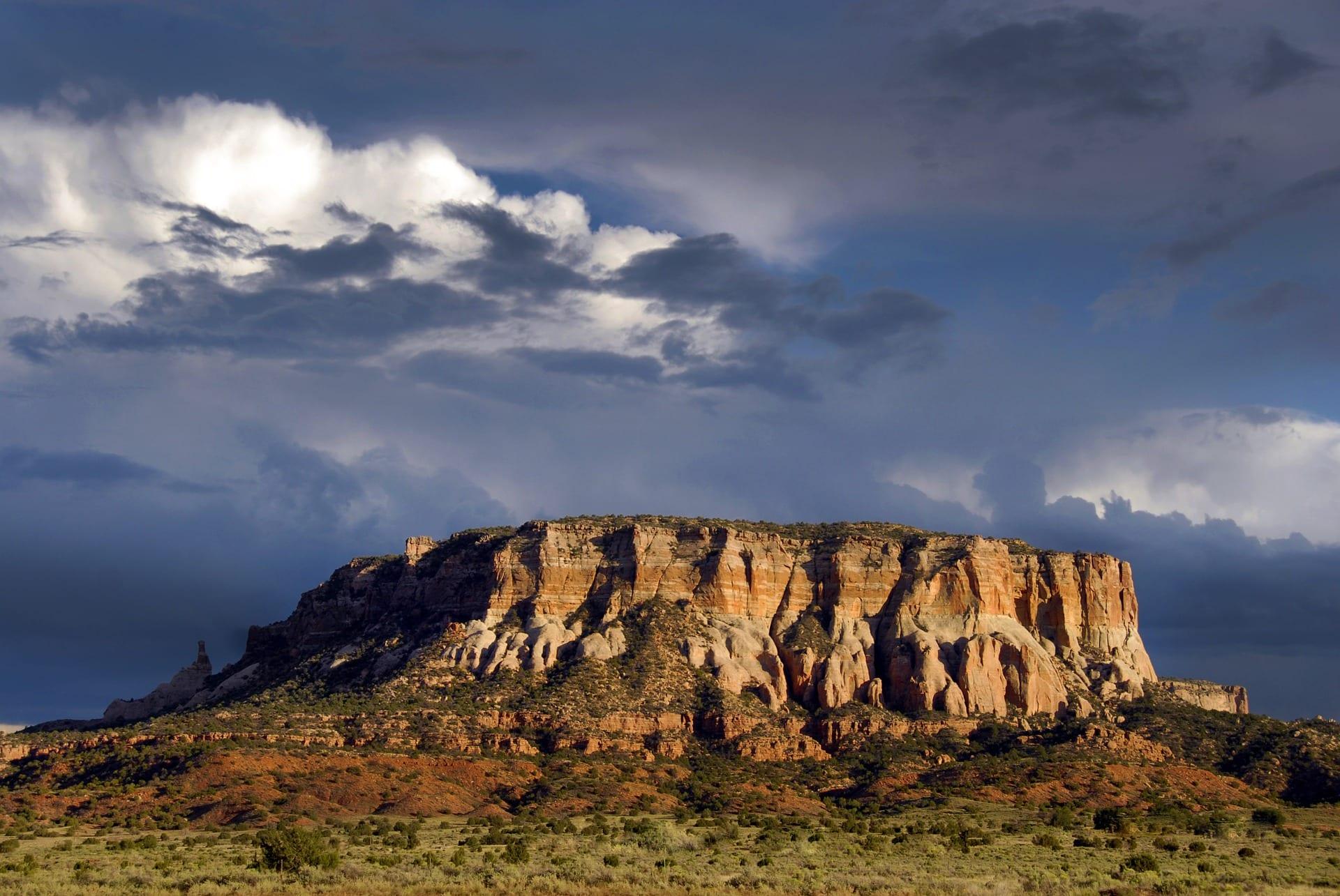 Desert Mesa- Creativity & Art- What Is Good Enough? Nancy Hillis MD & Bruce Sawhill PhD
