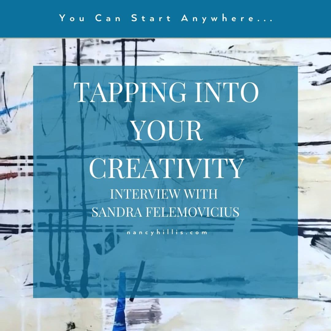 Tapping Into Your Creativity Interview