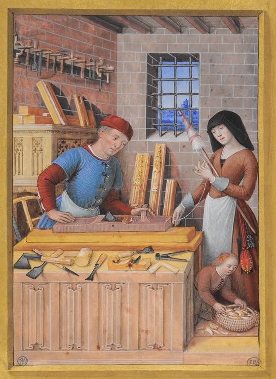 Medieval Artisans
