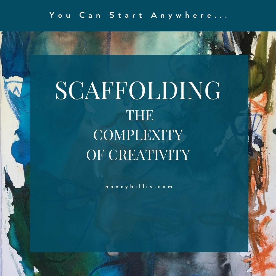 Scaffolding The Complexity of Creativity