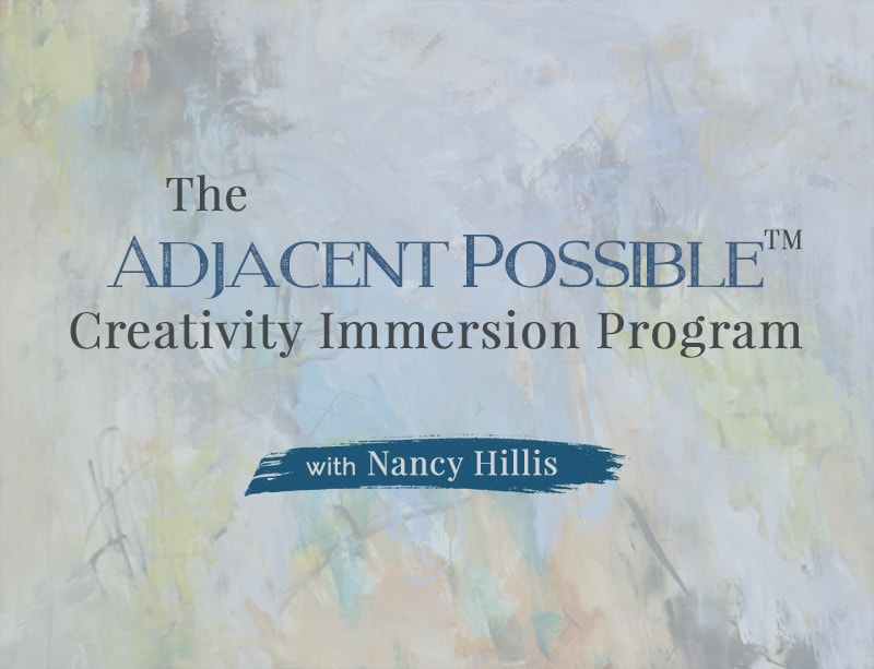 The Adjacent Possible Creativity Immersion Program