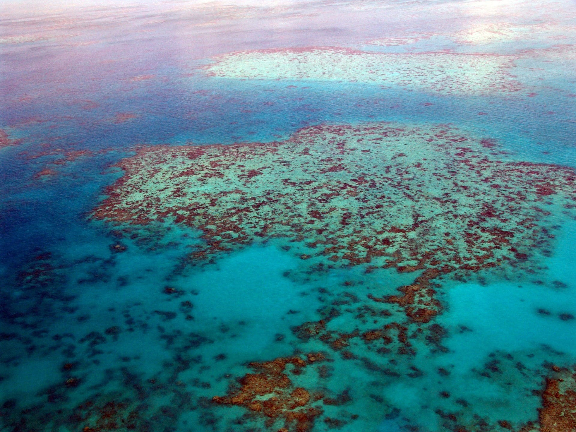 Navigational Challenge: Great Barrier Reef, Australia