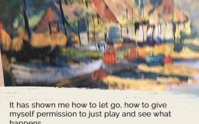 Barbara Harrild – The Artist's Journey® Book