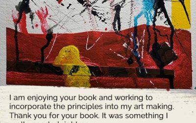 Leslie McCrea – The Artist's Journey® Book