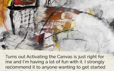 Jim Oliver – Activating The Canvas & Artist's Journey® Book
