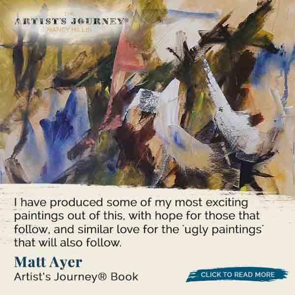Matt Ayer – The Artist's Journey® Book