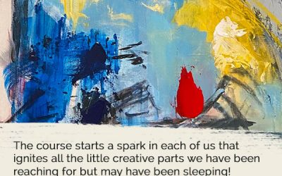 Gwen Lennox – The Artist's Journey® Course & Experimenting with Color