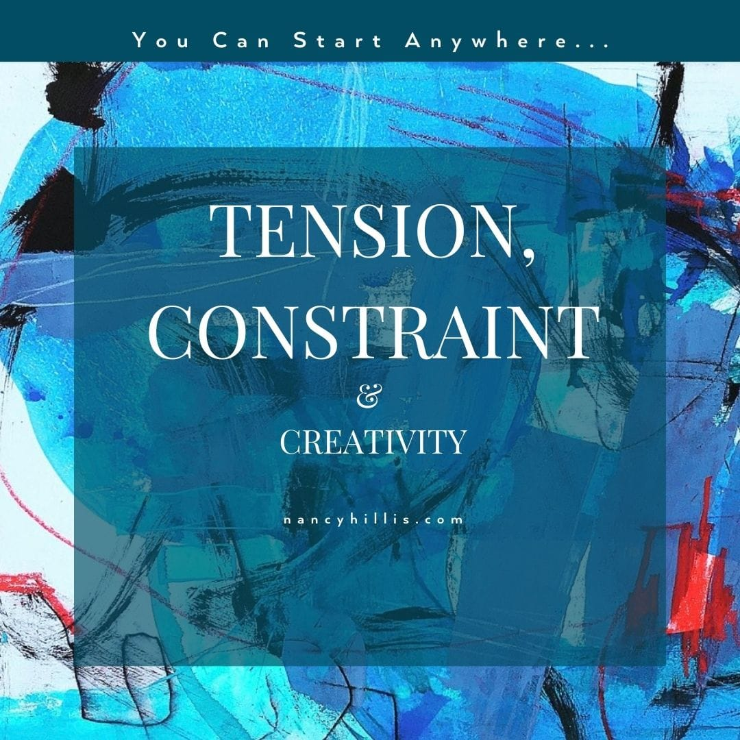 Tension, Constraint & Creativity