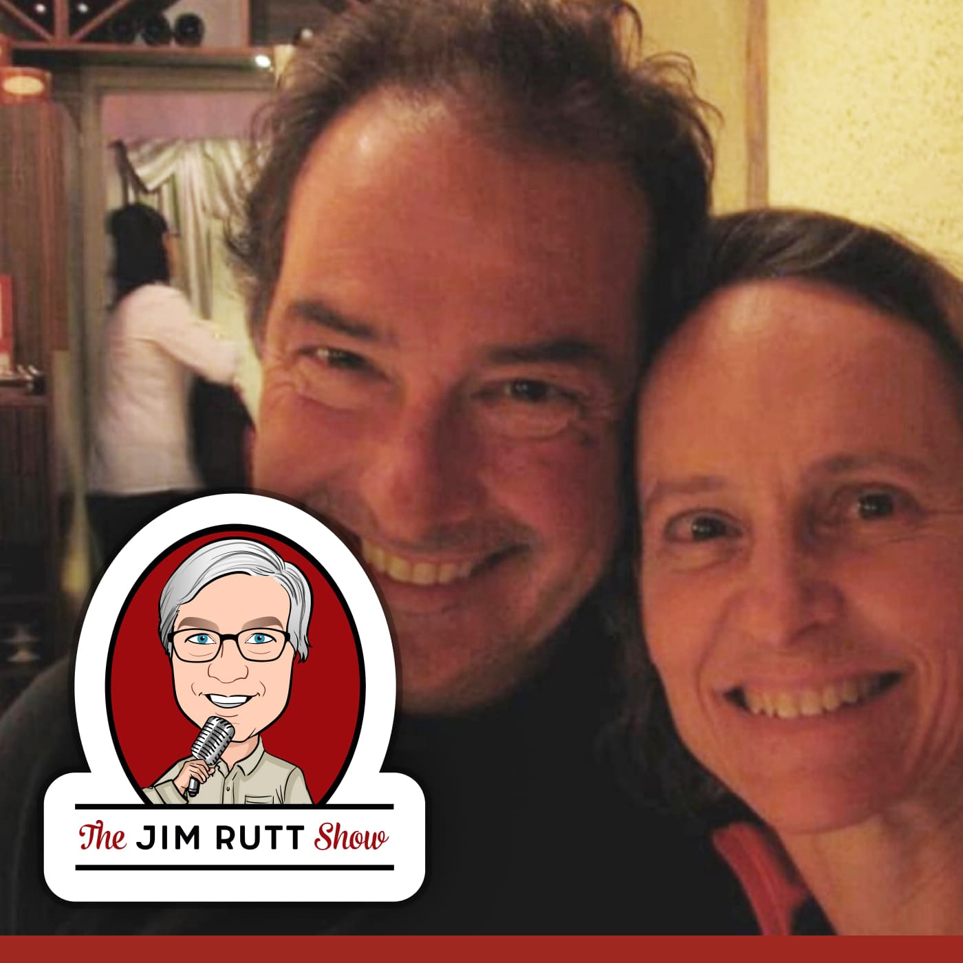 The Jim Rutt Show and Podcast Interview
