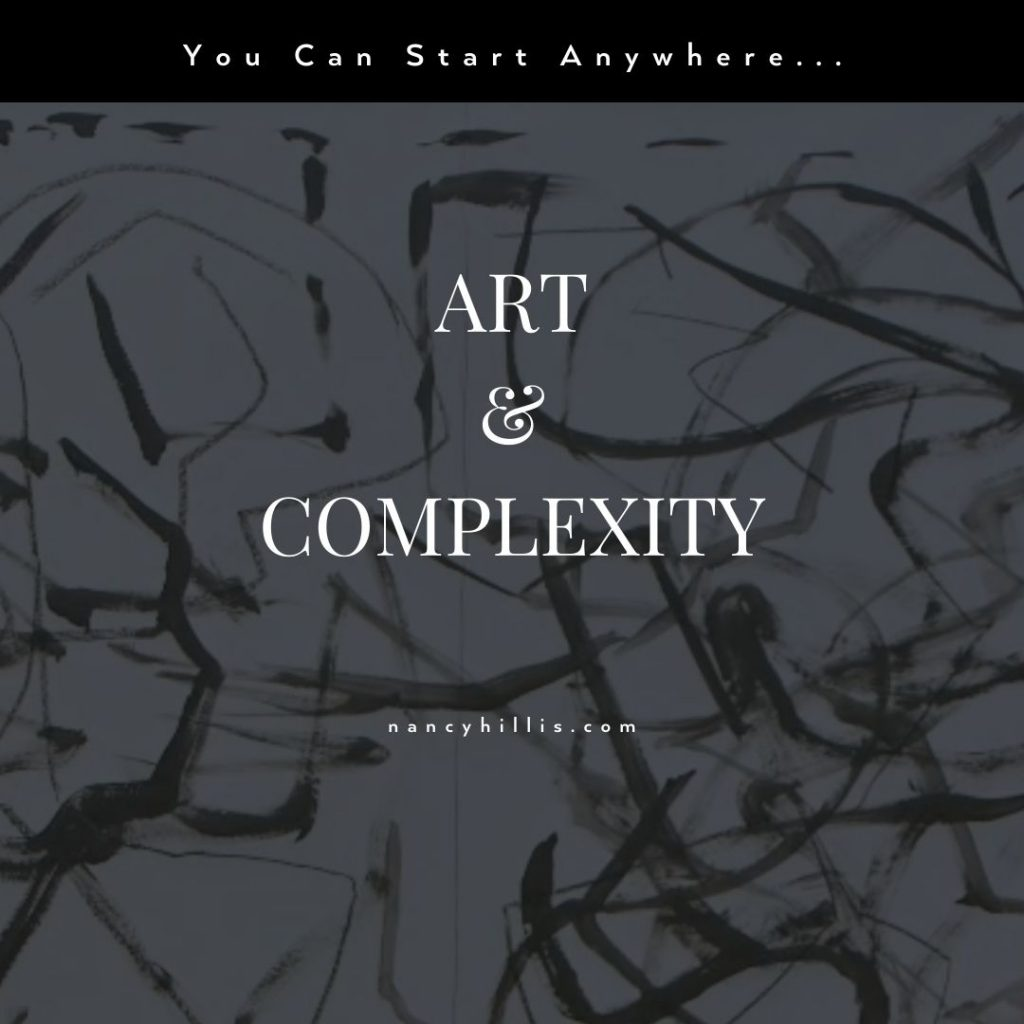 Art & Complexity- Nancy Hillis MD and Bruce Sawhill PhD Interview on The Jim Rutt Show