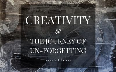 Creativity & The Journey Of Un-Forgetting