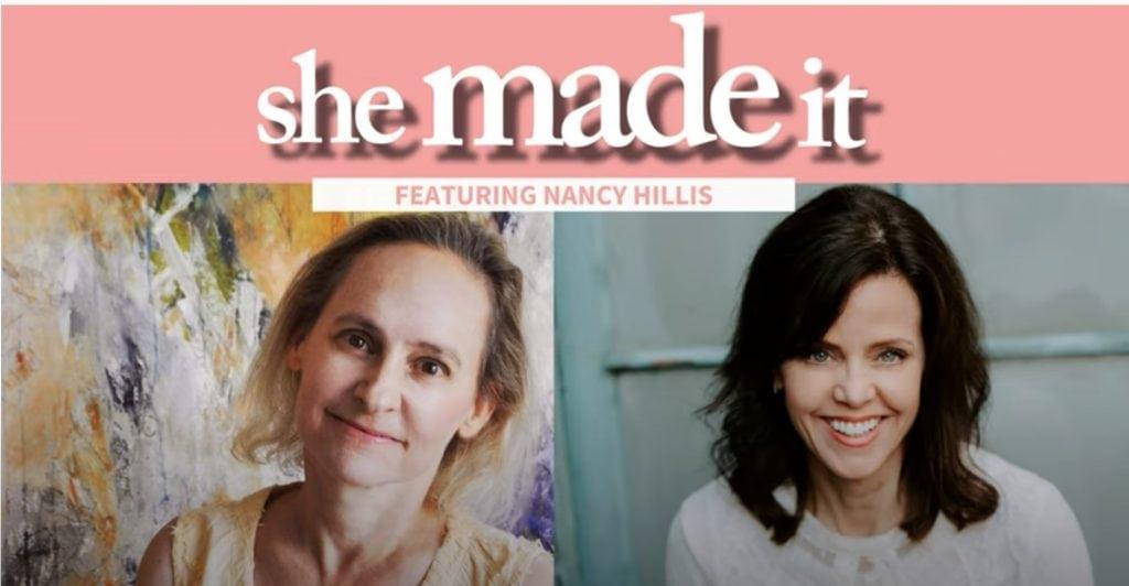 She Made It- Elle Zimmerman interviews Nancy Hillis, MD