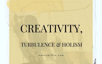 Creativity, Turbulence & Holism