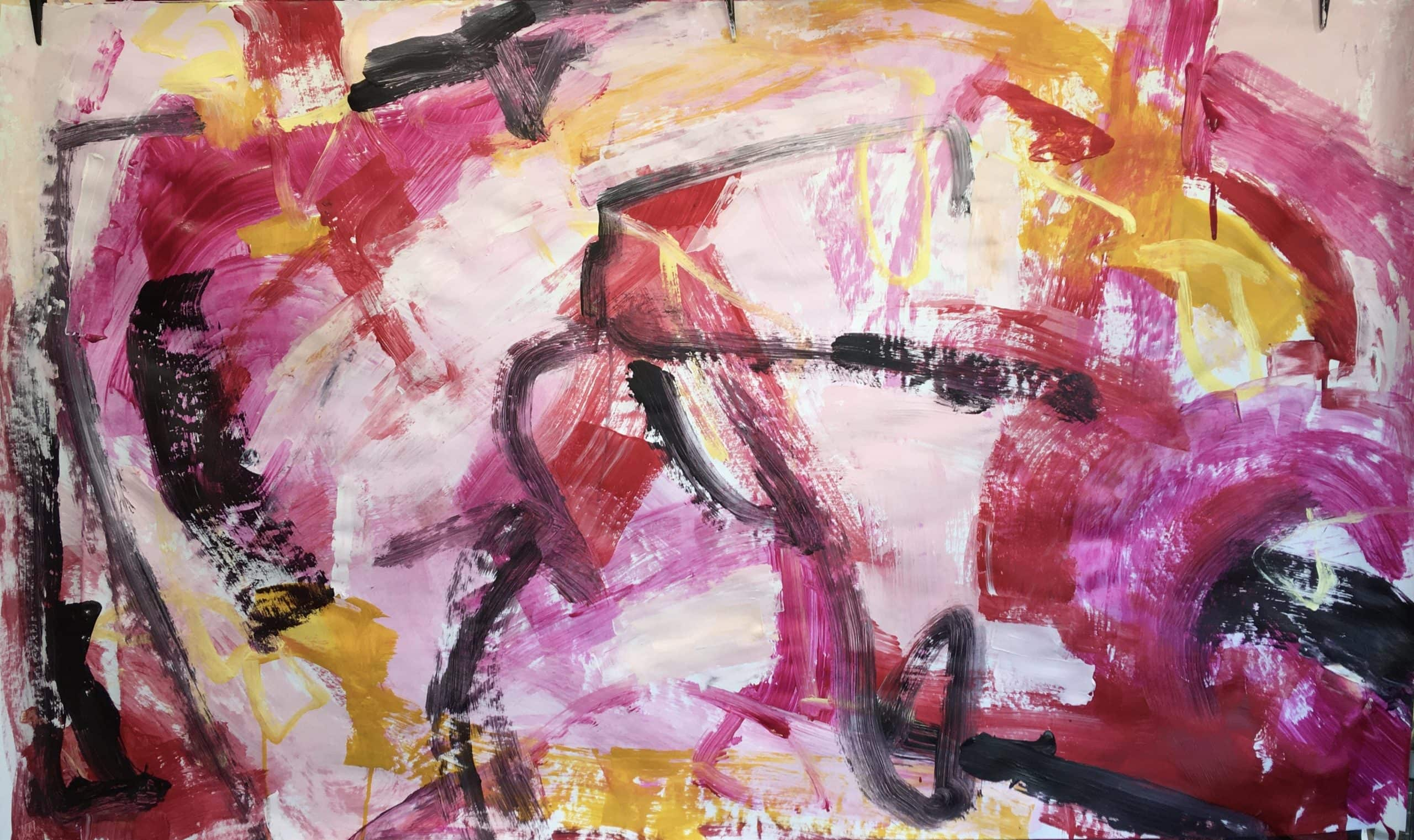 Red Series #4- Nancy Hillis