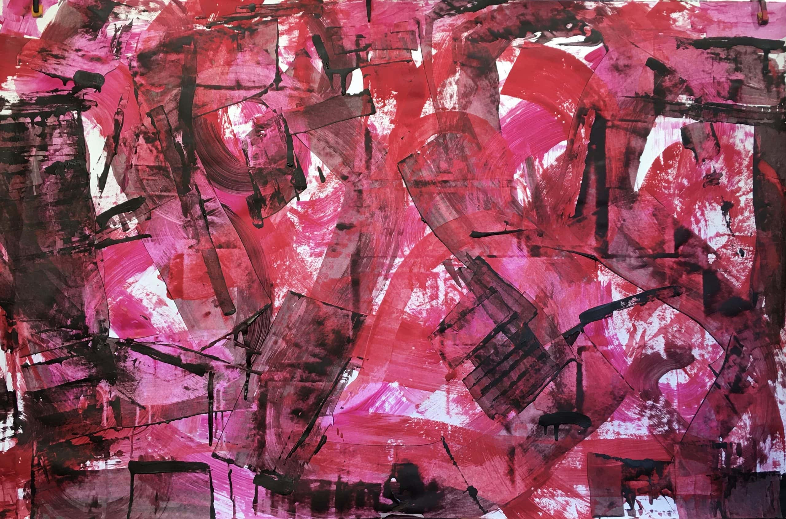Red Series #2- Nancy Hillis