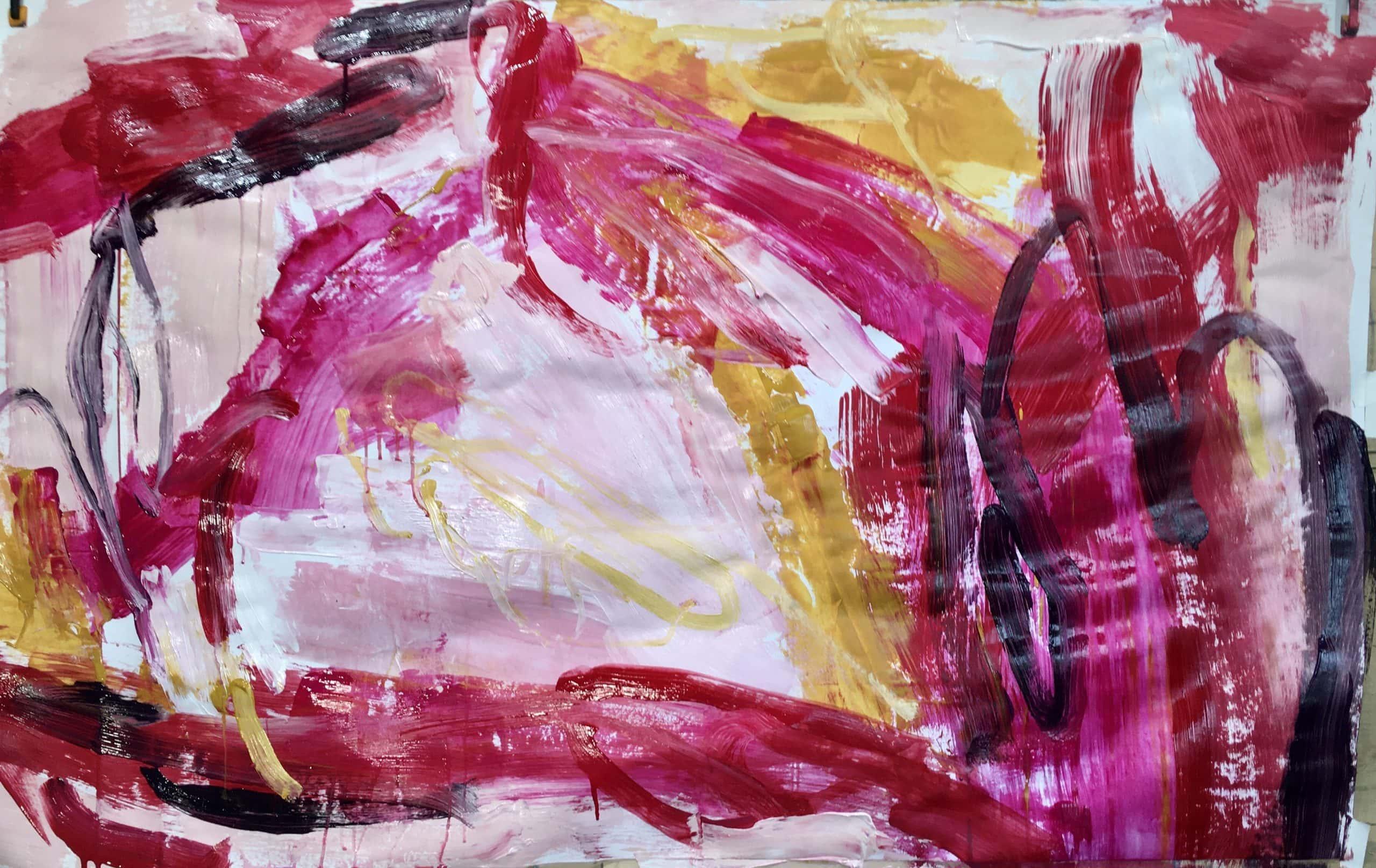 Fire & Flower- Nancy Hillis