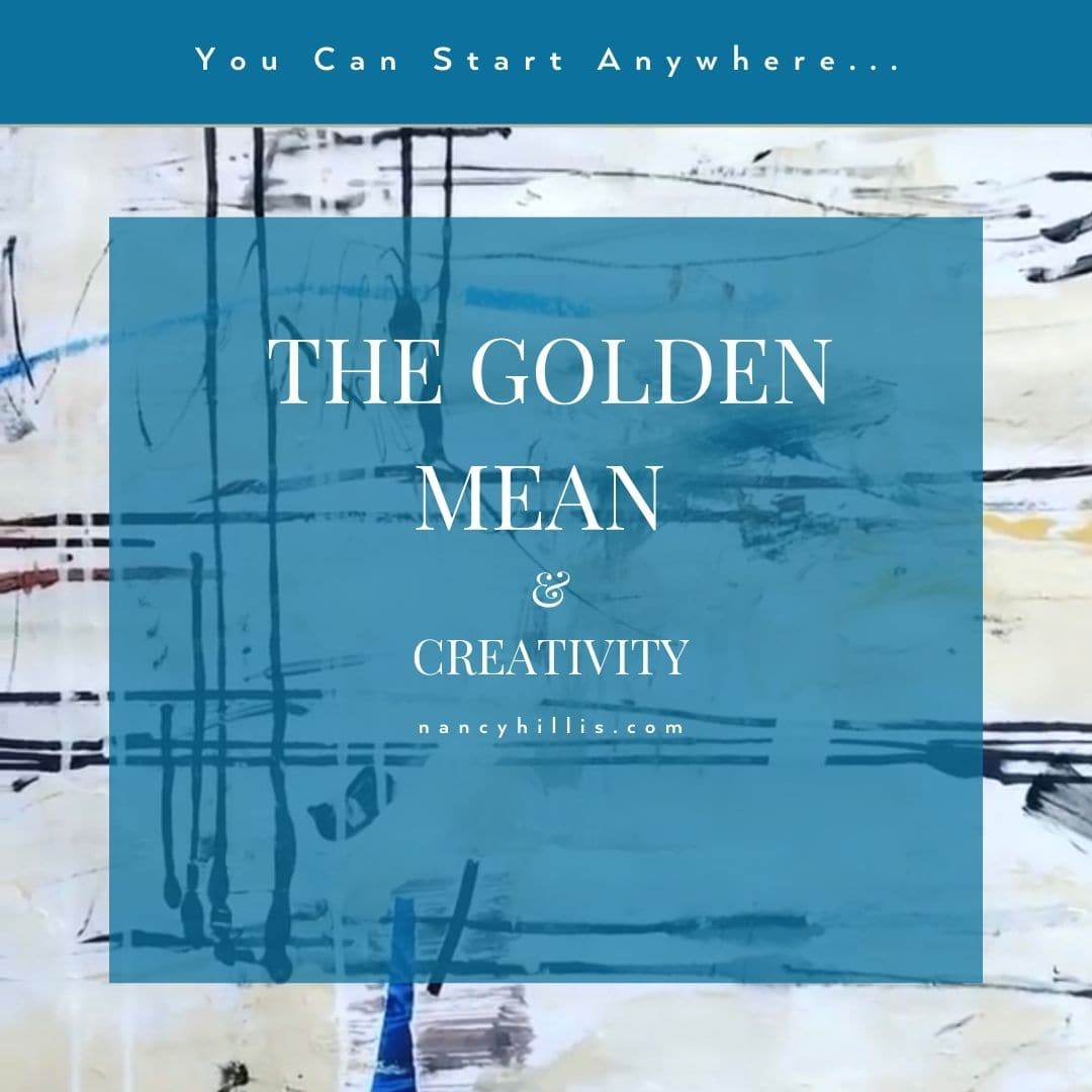 The Golden Mean & Creativity- Nancy Hillis MD & Bruce Sawhill PhD