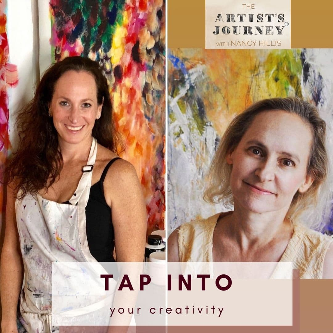 Tap Into Your Creativity: Nancy Hillis Interviewed By Sandra Felemovicius
