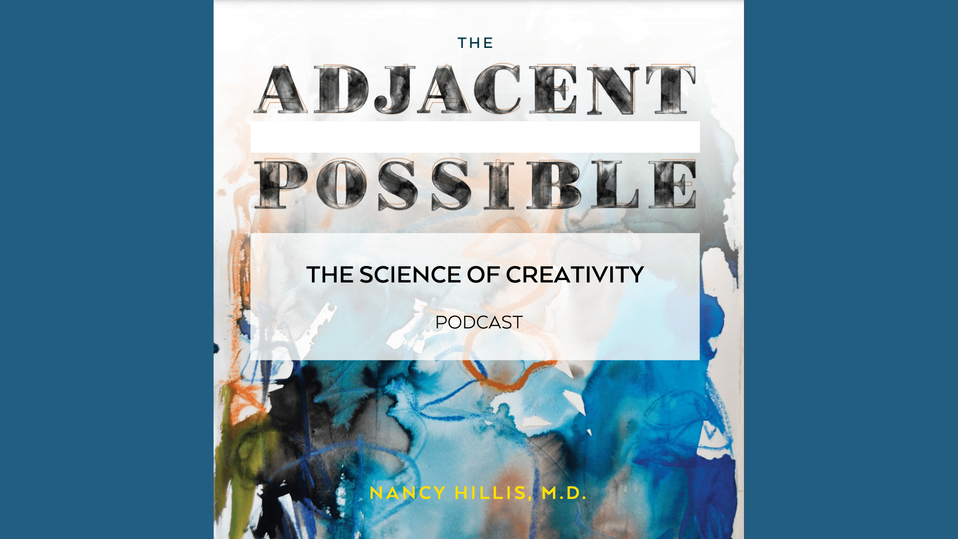 The Adjacent Possible: The Science Of Creativity- Phase Transitions