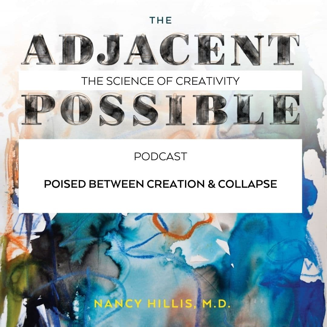 The Adjacent Possible: Poised Between Creation & Collapse