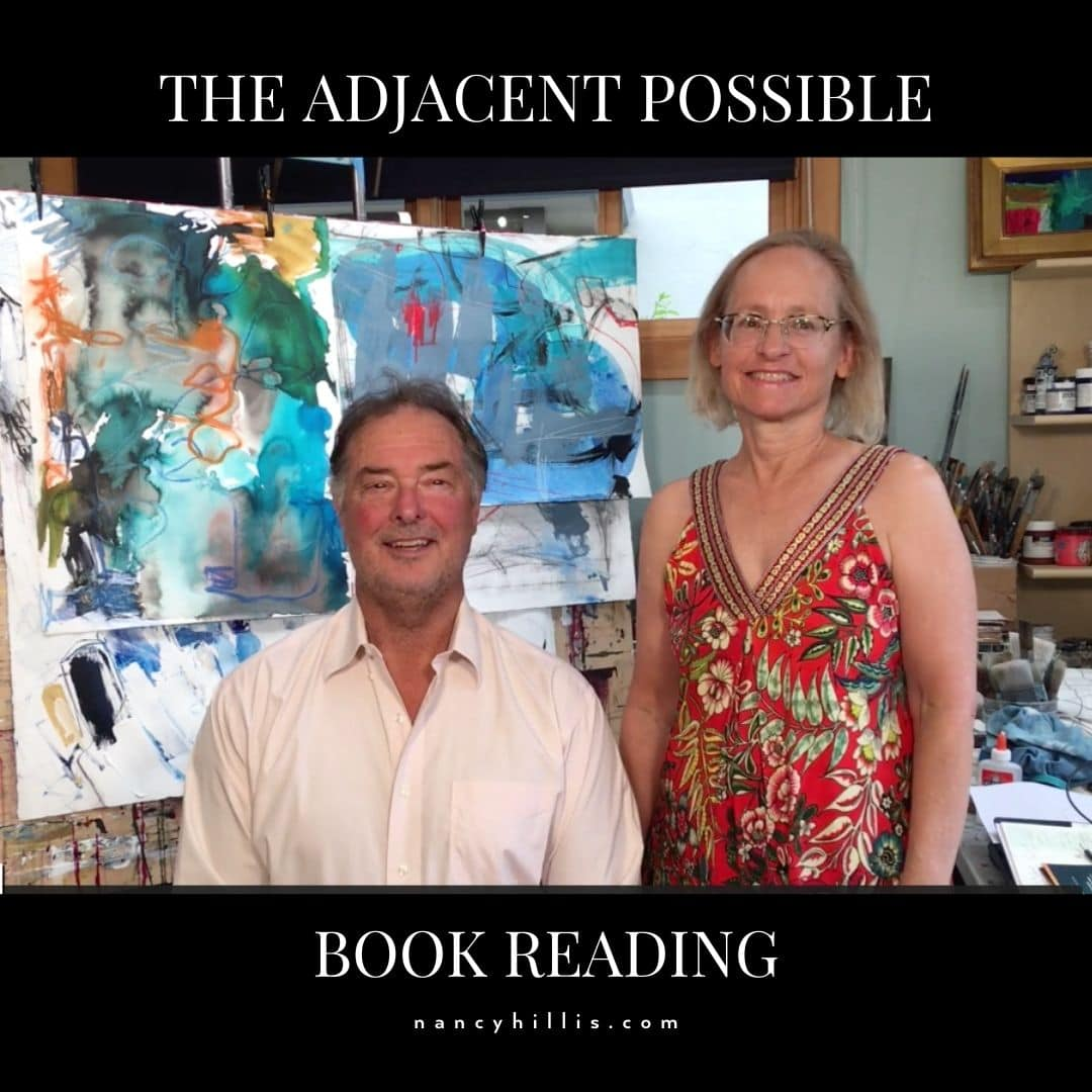 The Adjacent Possible: Book Reading