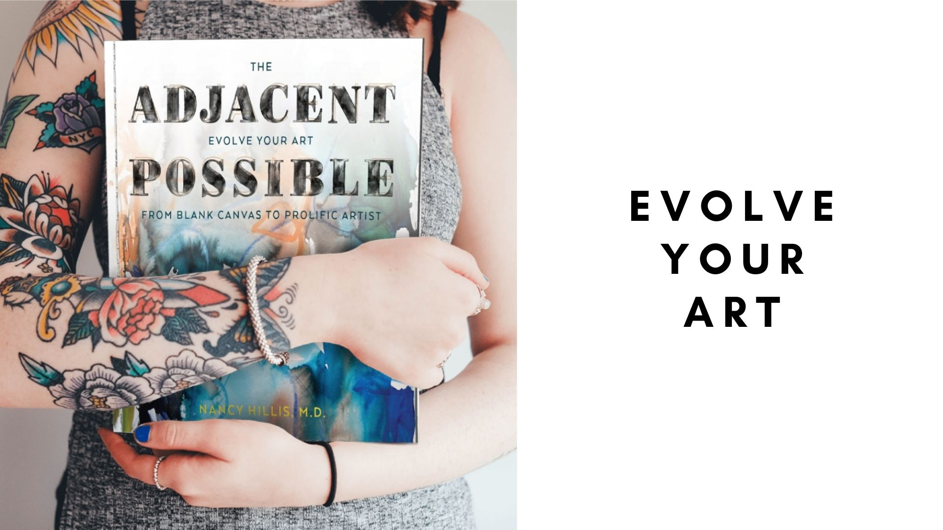 The Adjacent Possible Book Release1