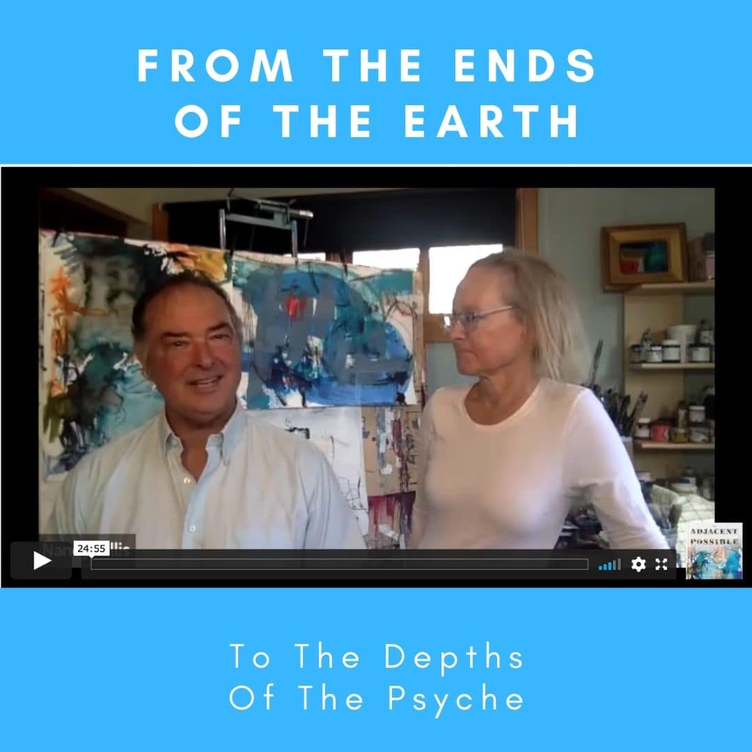 The Adjacent Possible- From The Ends Of The Earth To The Depths Of The Psyche