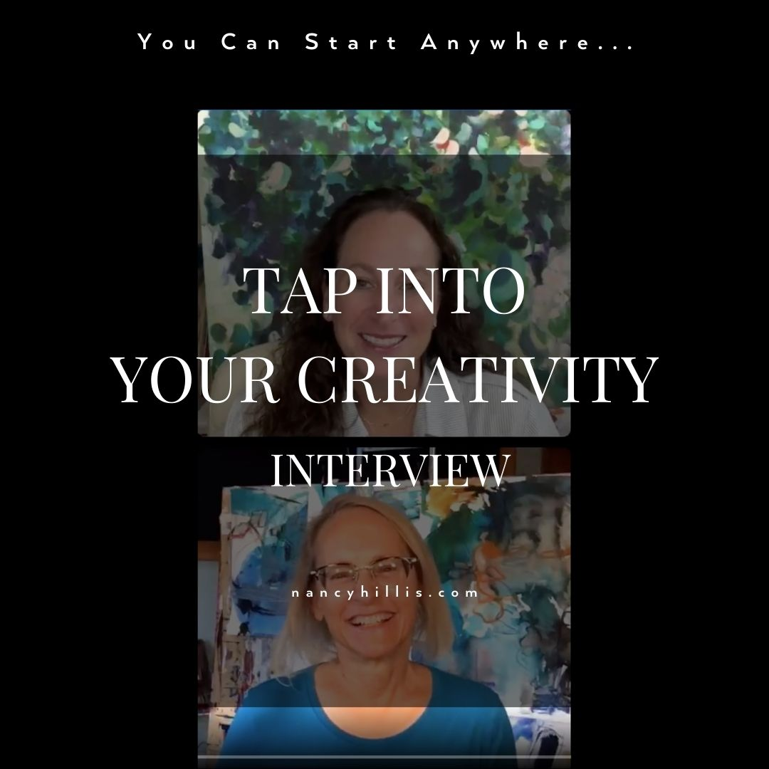 Tap Into Your Creativity Interview