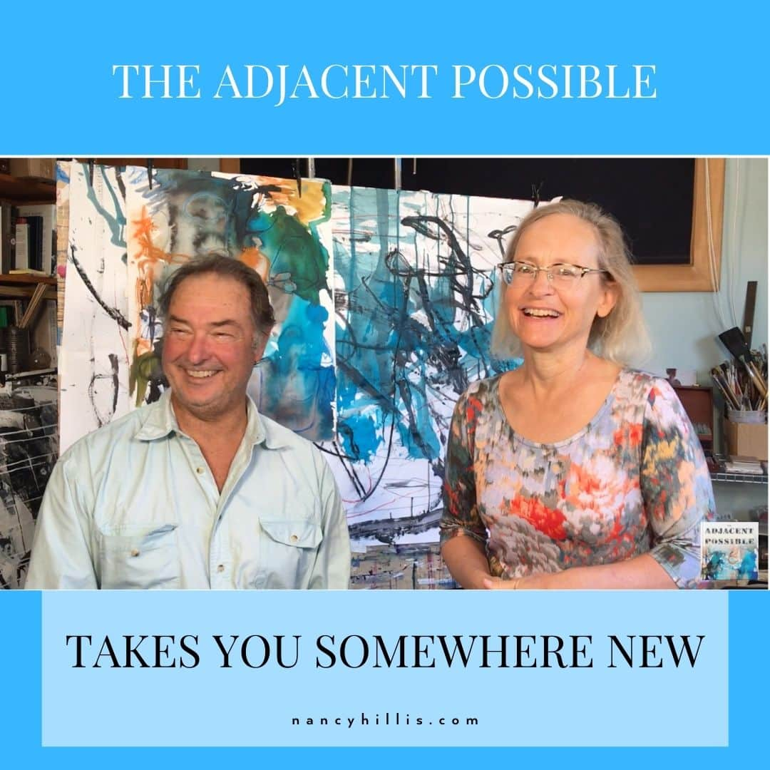 The Adjacent Possible Takes You Somewhere New